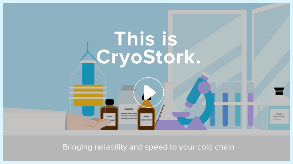 This is CryoStork